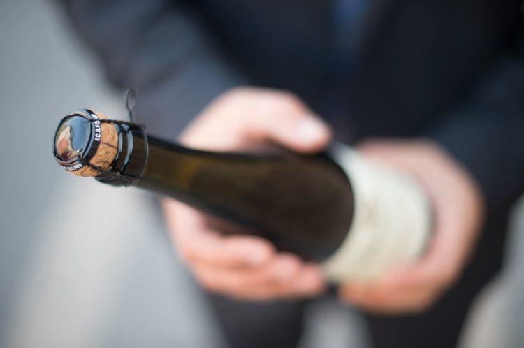 conserver le champagne